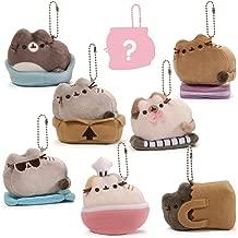 GUND Pusheen Surprise Series #3 Places Cats Sit Stuffed Animal Plush, 2.75