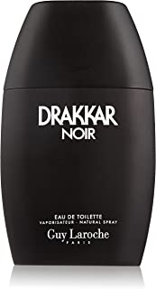 Guy Laroche Drakkar Noir Eau de Toilette Spray for Men 100ml