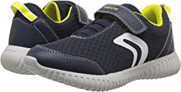Geox Kids - Waviness 3 (Little Kid/Big Kid)