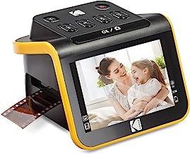 "KODAK Slide N SCAN Film and Slide Scanner with Large 5"" LCD Screen, Convert Color & B&W Negatives & Slides 35mm, 126, 110 ... photo"