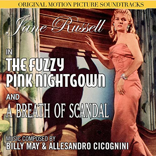28b25a0498 The Fuzzy Pink Nightgown   A Breath of Scandal - Original Film Soundtracks