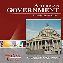 American Government CLEP Test Study Guide 2020 Edition