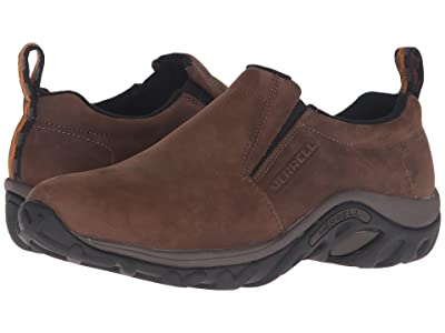 Merrell Jungle Moc Nubuck (Brown Nubuck) Men