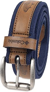 Columbia Men's Comfort Stretch Casual Belt