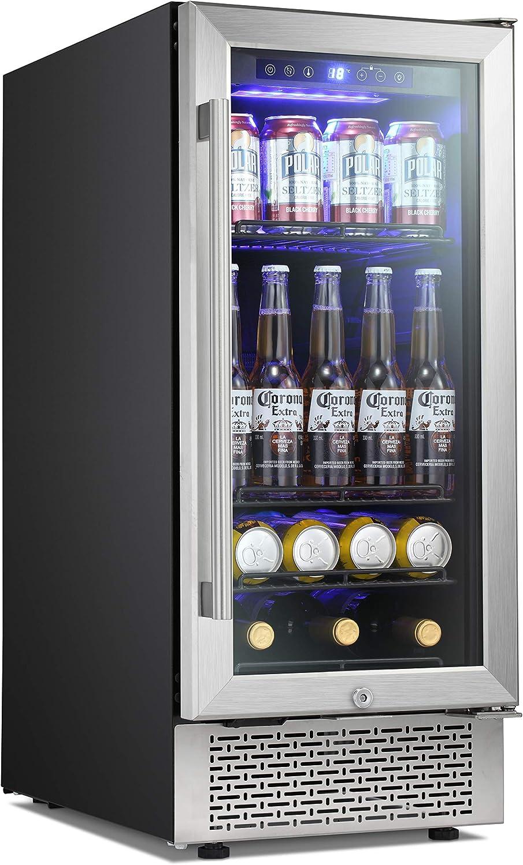 San Jose Mall Antarctic Star 15 Oklahoma City Mall Inch Beverage Cooler Buit-in Wine Refrigerator