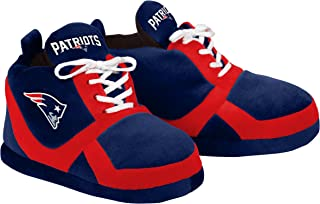 New England Patriots 2015 Sneaker Slipper Large