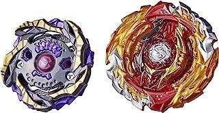 BEYBLADE Burst Surge Speedstorm World Spryzen S6 and Betromoth B6 Spinning Top Dual Pack - 2 Battling Game Top Toy برای کودکان 8 سال به بالا