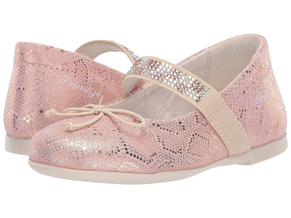 Primigi Kids PHE 34182 (Toddler/Little Kid) (Pink) Girl
