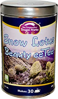 Dragon Herbs Snow Lotus Beauty eeTee - 2.1 oz