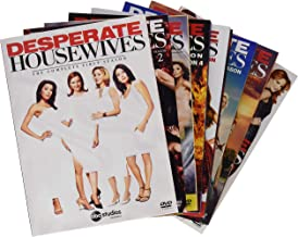 Desperate Housewives - Series 1-8 anglais