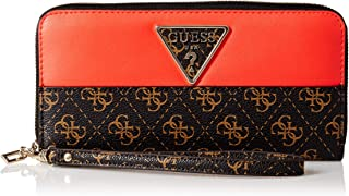 GUESS Maddy Logo Large Zip Around Wallet