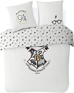 Warner Juego de Cama de Harry Potter, 200 x 200 cm