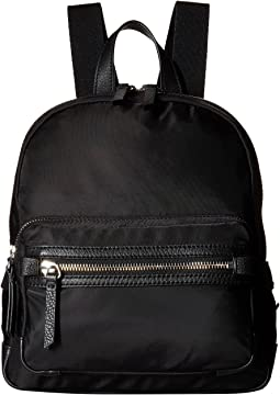 Patch Nylon Small Backpack