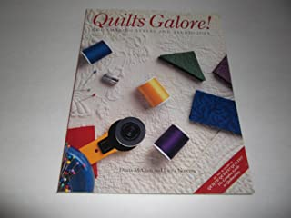 Quilts Galore!: Quiltmaking Styles and Techniques