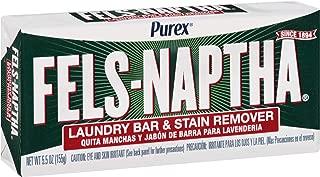 Fels-Naptha Heavy Duty Laundry Bar Soap 5.5oz.(pack of 1)