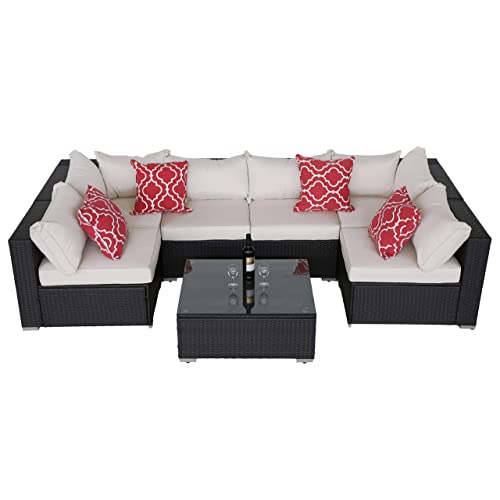 Outdoor Sofa Replacement Cushions: Amazon.com