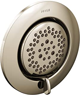 Moen TS1422NL Mosaic Mosaic Round Two-Function Body Spray, Valve Required, Polished Nickel