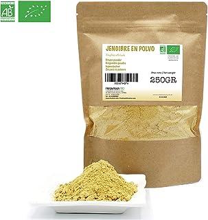 FRISAFRAN - Jengibre en polvo Ecológico (250Gr