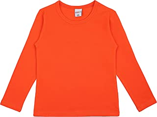 Best girls long sleeve orange shirt Reviews