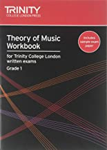 Theory of Music Workbook Grade 1 (2007) (Trinity Guildhall Theory of Music)