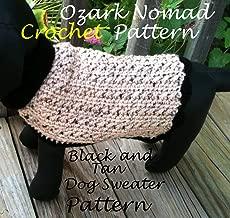 ugly sweater crochet pattern