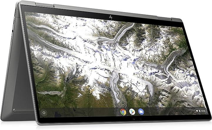 Chromebook x360 14c-ca0000sl convertibile, intel core i3-10110u, ram 8 gb hp pc portatile B08LQ9H2Y3