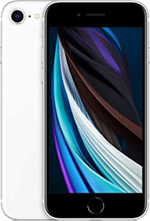Apple iPhone SE With Facetime - 64GB, 4G LTE - White