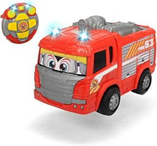 DICKIE TOYS Remote Control Happy Fire Truck Vehicle