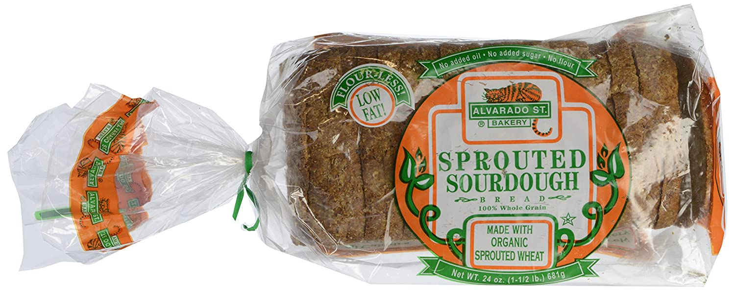 Alvarado St. Bakery New Cheap product type Sprouted Sourdough 24 Bread F Organic oz