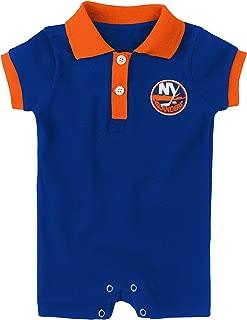 islanders infant clothing