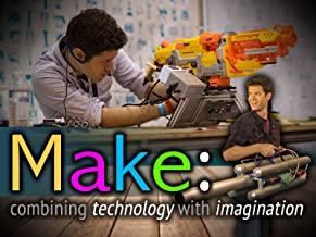 Make: Combining Technology with Imagination