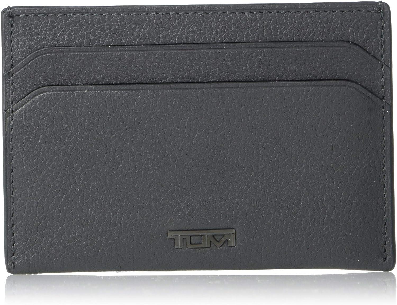 Tumi クリアランスsale 限定特価 期間限定 Nassau Money Clip Card Case