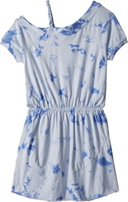 Splendid Littles - One Shoulder Tie-Dye Dress (Big Kids)