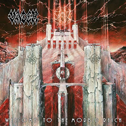 Welcome To The Morbid Reich by Vader on Amazon Music