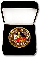 LDS Philippines Quezon City Mission Commemorative Mission Coin
