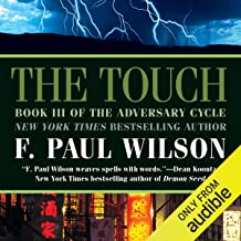 The Touch: The Adversary Cycle, Book 3