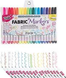 Best fabric markers for clothing