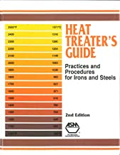 Heat Treater's Guide: Practices and Procedures for Irons and Steels
