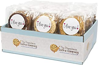 The Providence Cookie Company I LOVE YOU GOURMET COOKIE GIFT choose 1, 2, 3 or 4 Dozen (2 Dozen)