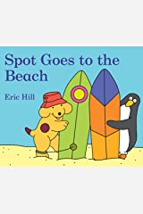 Spot Goes to the Beach Board book