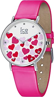eae0656ef Ice-Watch - Ice Love 2017 City - Women's Wristwatch with Leather Strap -  013374