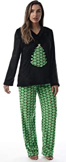 Plush Pajama Sets for Women