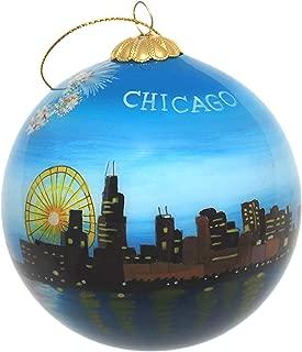 Best chicago skyline christmas Reviews