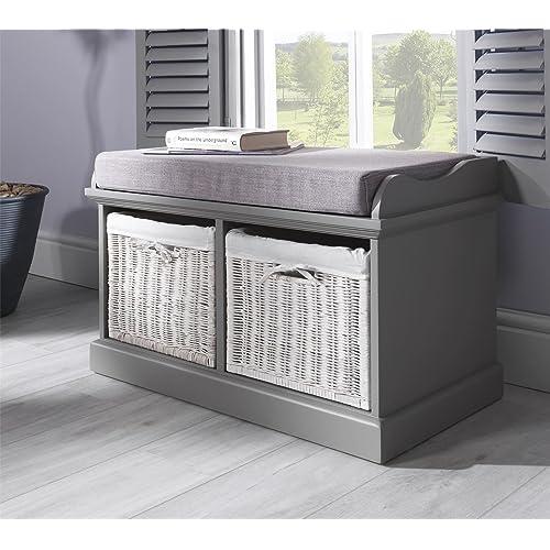 Enjoyable Bench Seats Amazon Co Uk Lamtechconsult Wood Chair Design Ideas Lamtechconsultcom