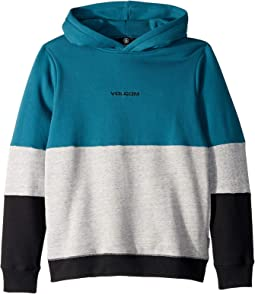 Single Stone Division Pro Pullover (Little Kids/Big Kids)