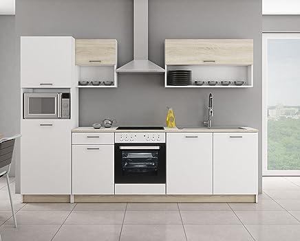 Suchergebnis auf Amazon.de für: singleküche mit elektrogeräte: Küche ...