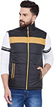 Ben Martin Men's Quilted Sleeveless Nylon Jacket
