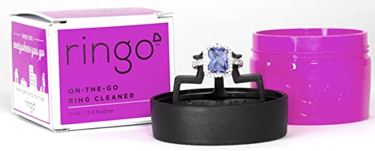 Ringo :: Portable On-The-Go Travel-Friendly Ring Cleaner (Pink)