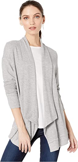 Super Soft Madison Long Sleeve Open Cardigan