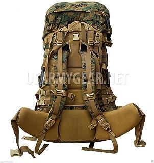 New Usmc Gen 2 Marpat Tan Woodland Ilbe Main Pack with Lid Belt Complete Arcyteryx